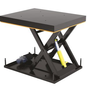 Подъемые столы