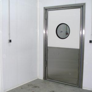Маятниковые двери